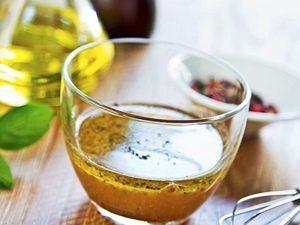 vinagreta cilantro