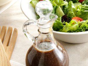 como hacer vinagreta